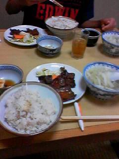牛タン定食 タレ