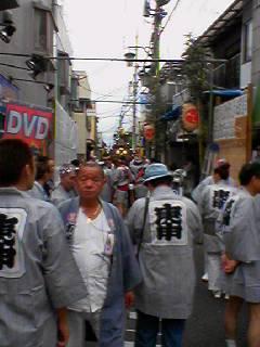 高円寺 阿波踊り 開始5時間前