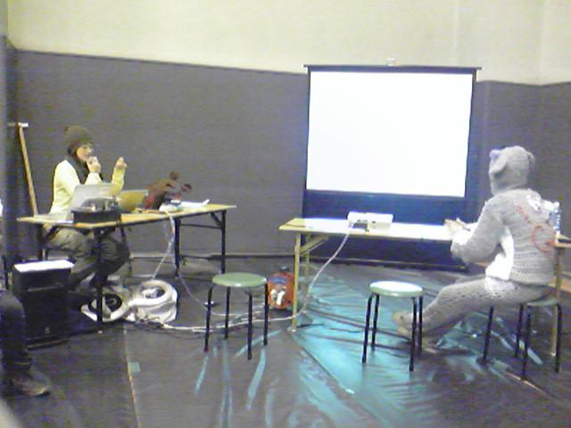 Make:電子工作に関するトークショー