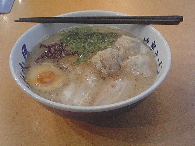 小倉の夕食