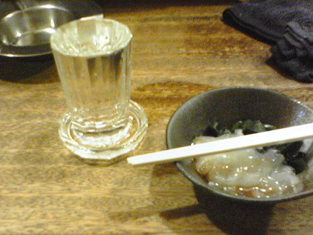 西荻窪、戎で戎(福島県)を注文